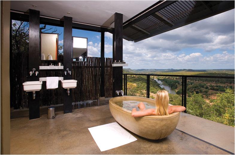 Will Bathtubs Luxury Luxury Outdoor Showers and Bath Tubs On Safari