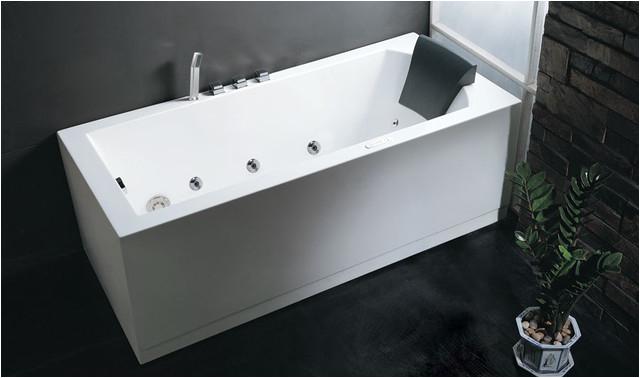 Eago AM154 6 Skirted Whirlpool Tub modern bathtubs new york