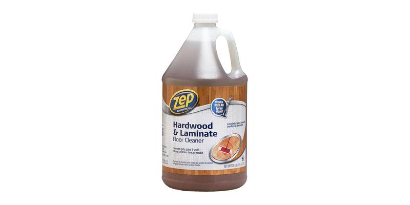 zep mercial hardwood laminate floor cleaner