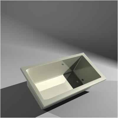 Zuma Bathtubs Zuma Tub 3d Model
