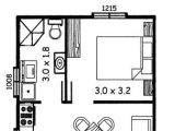 16×20 2 Story House Plans Cabin Layout 16×20 Joy Studio Design Gallery Best Design