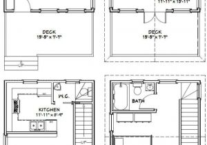 16×20 2 Story House Plans Home Design Cottage Plans On Dog Trot House Cabin Floor