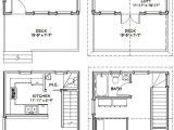 16×20 House Floor Plans Home Design Cottage Plans On Dog Trot House Cabin Floor