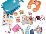 18 Inch Doll Bathtub Our Generation Home Accessory Luggage Set 24 99 Birthday