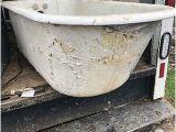 1800s Clawfoot Bathtub Bath Tubs Home & Hearth Antiques