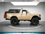 1996 ford Bronco Interior Color Codes 1991 ford Bronco Project Fearless Custom Automobile Inside Looks