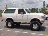 1996 ford Bronco Interior Color Codes ford Bronco 1989 White ford Bronco 4×4 33549305 Photo 4