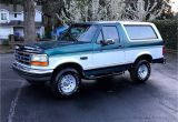 1996 ford Bronco Interior Colors Hot Cool ford 2017 1996 ford Bronco Xlt 1996 ford Bronco Xlt 4a 4 2dr