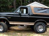 1996 ford Bronco Interior Panels 1980 1996 ford Bronco soft top Fasttrac Diamond Spice Bronco