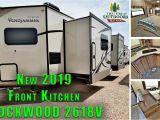 2 Bedroom Campers for Sale In Florida New 2019 Rockwood 2618v Front Kitchen Rear Bedroom Camper Rv Travel