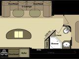 2 Master Bedroom Motorhome Bunk Beds Kitchen Design Open Floor Plan Beautiful House Plan S