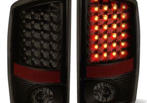 2005 Dodge Ram Tail Lights 02 06 Dodge Ram Pickup Truck 1500 2500 3500 Euro Bright Led Tail Lights