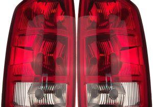 2005 Dodge Ram Tail Lights Amazon Com 2002 2006 Dodge Ram Pickup Tail Lights 1 Pairdriver and