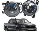 2005 ford F150 Fog Lights Led Front Fog Lights for ford Ranger 2005 2009 2010 2011 Car Styling