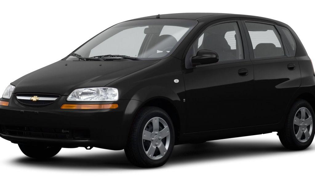 2008 Chevy Cobalt 4 Door Interior Amazon Com 2008 Chevrolet Aveo5