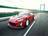 2013 Scion Frs Floor Mats Supercharged Scion Fr S Gets Rare Varis Widebody