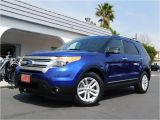 2014 ford Explorer Carpet Floor Mats 2015 Used ford Explorer Xlt W Luxury Package In Like New