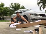 2014 Volvo S60 Roof Rack Volvo V60 Roof Rack Install Youtube