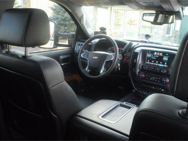 2015 Chevy Silverado Interior Pictures Transforming A Stock 2015