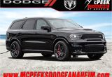 2015 Dodge Durango Interior Colors New 2018 Dodge Durango Srt Sport Utility In Anaheim J752 Mcpeek S