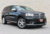 2015 Dodge Durango Interior Led Certified Pre Owned 2015 Dodge Durango Citadel Sport Utility In
