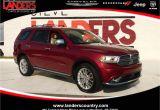 2015 Dodge Durango Interior Led Pre Owned 2014 Dodge Durango Citadel Sport Utility In Little Rock