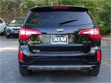 2015 Kia sorento Interior Lights 2015 Used Kia sorento Sx at atlanta Luxury Motors Serving Metro