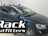 2015 Volvo S60 Roof Rack Volvo Xc60 with Thule Aeroblade Edge Roof Rack Crossbars Youtube
