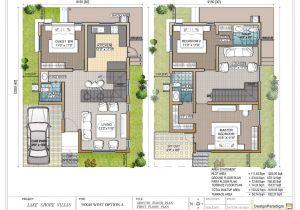 20 40 House Plans South Facing East Facing House Vastu Plan South