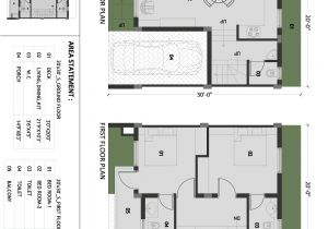 20 40 House Plans South Facing House Plan For 20 Feet By 45 Feet