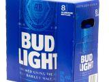 24 Pack Bud Light Bud Light 16oz Aluminum Bottle 8 Pack Beer Wine and Liquor