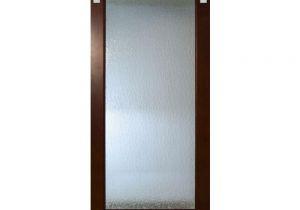 36 X 84 Interior Slab Doors Steves sons 36 In X 84 In Modern Full Lite Rain Glass Stained