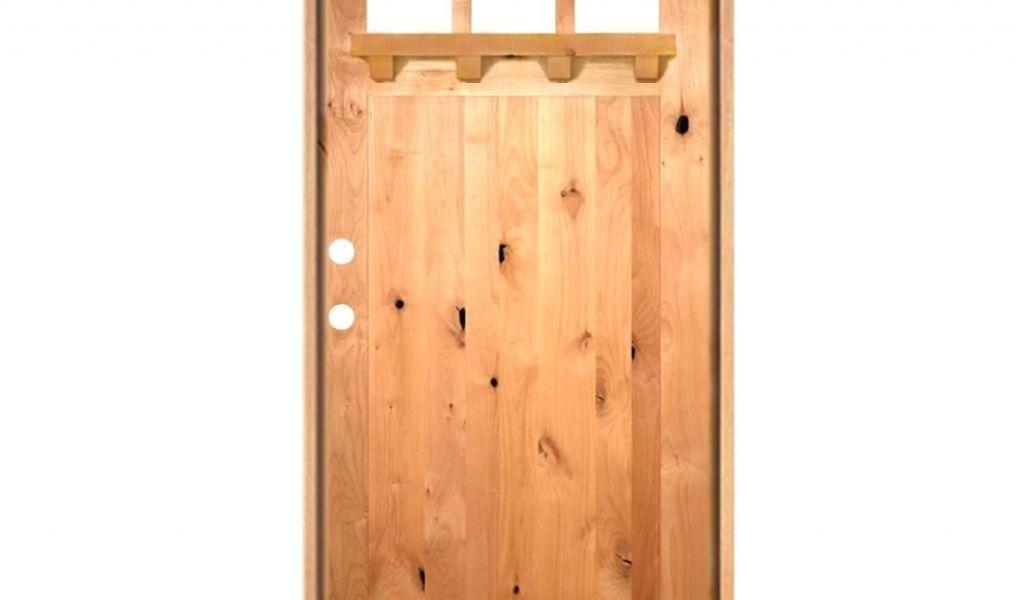36 X 96 Interior Door Prehung Krosswood Doors 36 In X 96 In