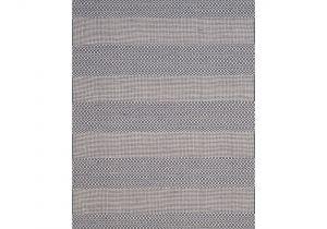 3×5 Bathroom area Rugs Safavieh Montauk Handmade Striped Flatweave Ivory Navy Cotton Rug