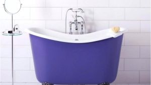48 Freestanding Bathtub 48 soaking Tub – Filling formfo