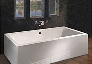48 Freestanding Bathtub Mti andrea 18a Freestanding Sculpted Tub 72 Inch X 48 25