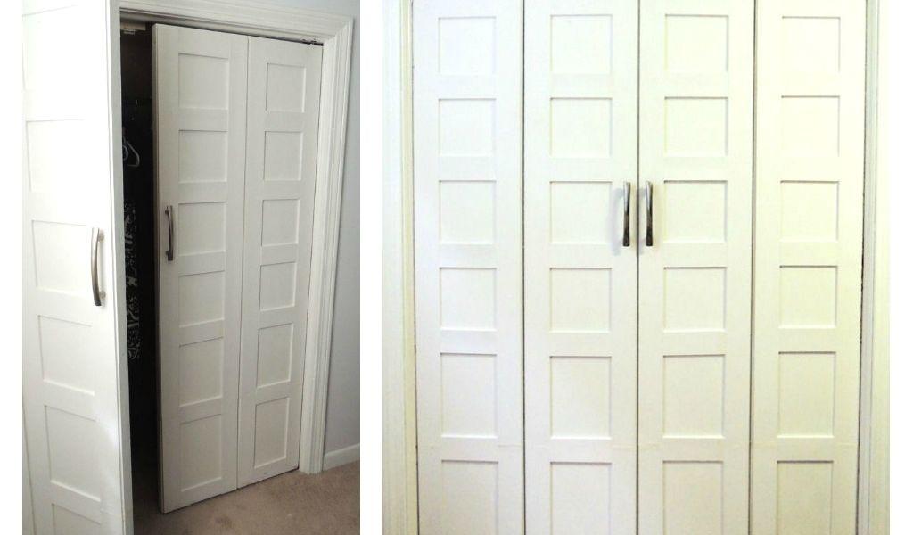 48 Inch Interior French Doors Lowes 6 Panel Closet Doors Bifold