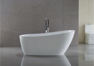 5 Foot Freestanding Bathtub Trend Series 5 58 Ft Freestanding Bathtub In White
