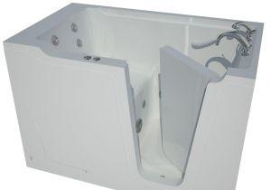 5 Foot Whirlpool Bathtub Universal Tubs Nova Heated 5 Ft Walk In Whirlpool Bathtub