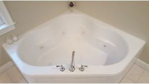 5 Ft Whirlpool Bathtub Center Drain Bathtub Kohler Tercet 5 Ft White Corner