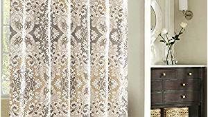 54 Inch Bathroom Curtains Amazon Ufaitheart Rome S Life Pattern Fabric Stall