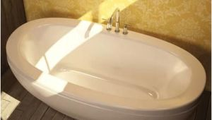 54 Inch Bathtub Canada Keystone by Maax Romance White Acrylic Freestanding