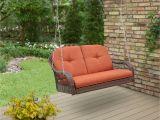 54 Inch Bench Cushion Better Homes Gardens Azalea Ridge 2 Person Outdoor Swing