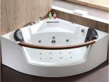 """54 Inch Whirlpool Bathtub Shop Eago Am197etl 59"""" soaking Bathtub for Corner"""