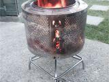 55 Gallon Drum Fireplace 55 Gallon Steel Drum Fire Pit Unique New Fire Pit Washing Machine