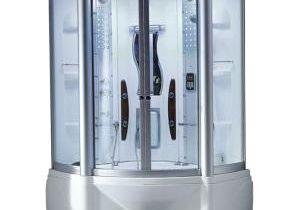 55 Whirlpool Bathtub Ariel 55 In X 55 In X 89 In Steam Shower Enclosure Kit