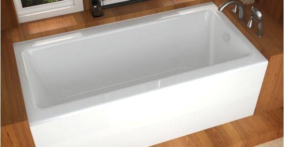 58 Bathtubs for Sale Mountain Home Stratus 30 X 60 Acrylic soaking Bathtub with