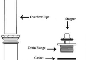 5' Freestanding Bathtub 43 Shower Drain Pipe Diagram Drains Be E Really