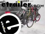 6 Bike Hitch Rack Thule Review Thule Vertex 5 Bike Rack Th9030xt Etrailer Com Youtube