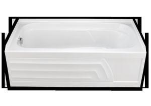 6 Foot Jacuzzi Bathtub Bathroom Choose Your Best Standard Bathtub Size and Type